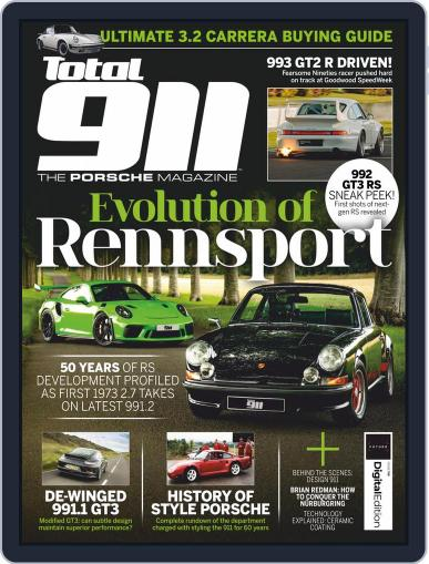 Total 911 (Digital) December 1st, 2020 Issue Cover