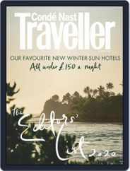 Conde Nast Traveller UK (Digital) Subscription December 1st, 2020 Issue