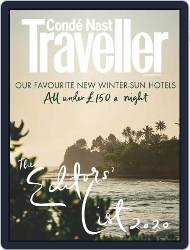 Conde Nast Traveller UK December 1st, 2020 Digital Back Issue Cover