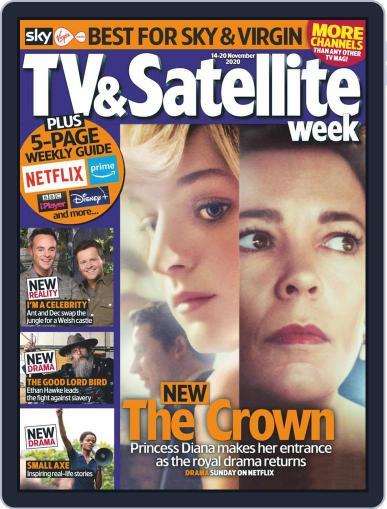 TV&Satellite Week (Digital) November 14th, 2020 Issue Cover