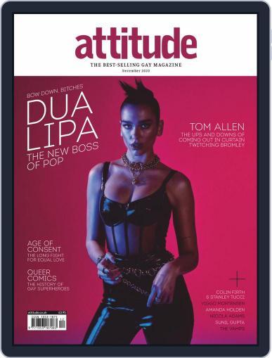 Attitude (Digital) December 1st, 2020 Issue Cover