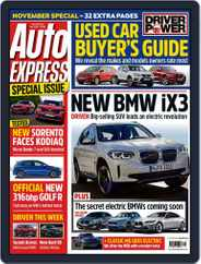 Auto Express (Digital) Subscription November 4th, 2020 Issue