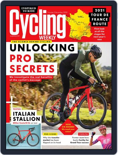 Cycling Weekly (Digital) November 5th, 2020 Issue Cover