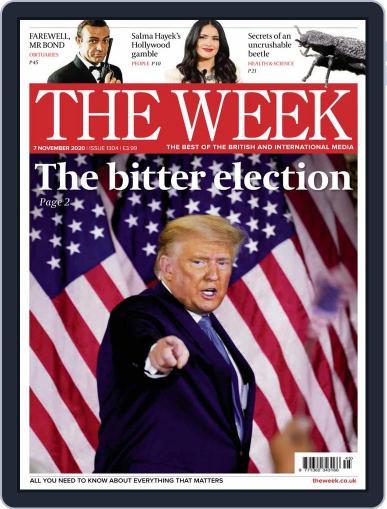 The Week United Kingdom November 7th, 2020 Digital Back Issue Cover