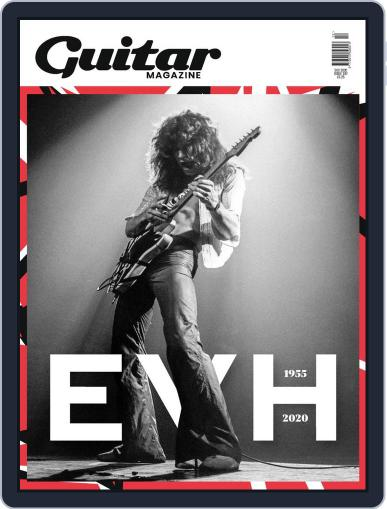 Guitar (Digital) December 1st, 2020 Issue Cover