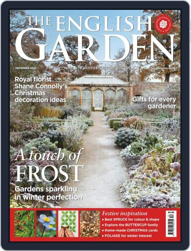 The English Garden December 1st, 2020 Digital Back Issue Cover