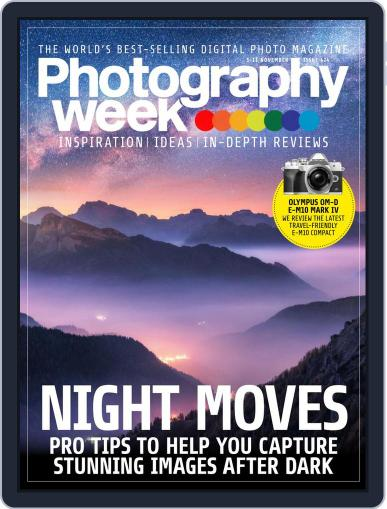 Photography Week (Digital) November 5th, 2020 Issue Cover
