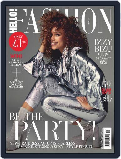 HELLO! Fashion Monthly December 1st, 2020 Digital Back Issue Cover