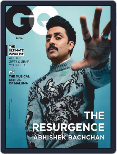 GQ India November 1st, 2020 Digital Back Issue Cover