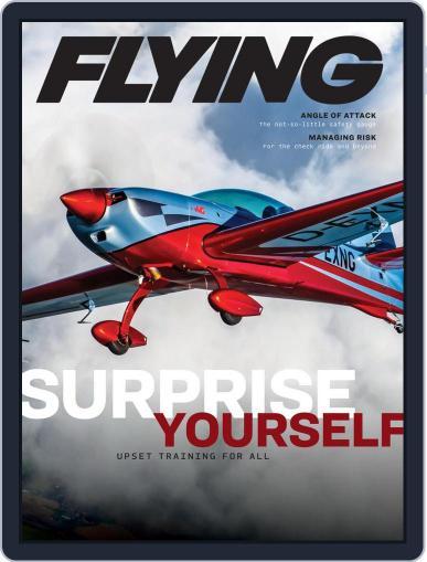 Flying (Digital) December 1st, 2020 Issue Cover
