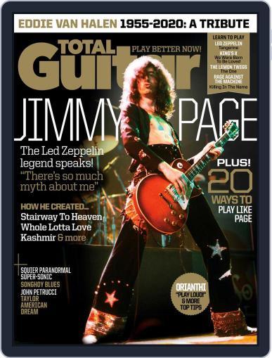 Total Guitar November 1st, 2020 Digital Back Issue Cover