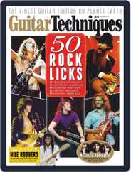 Guitar Techniques (Digital) Subscription December 1st, 2020 Issue