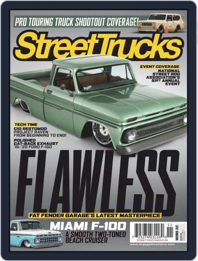 Street Trucks (Digital) November 1st, 2020 Issue Cover