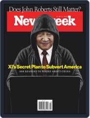 Newsweek (Digital) Subscription November 6th, 2020 Issue