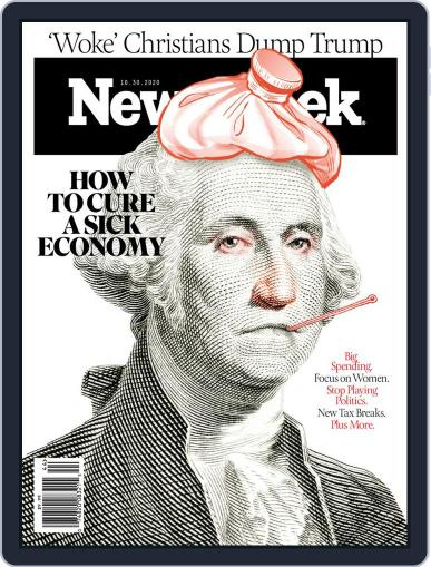 Newsweek October 30th, 2020 Digital Back Issue Cover