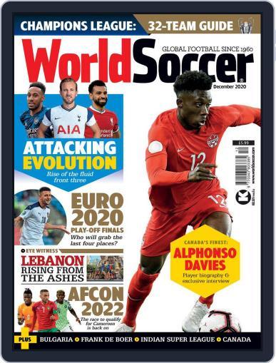World Soccer December 1st, 2020 Digital Back Issue Cover