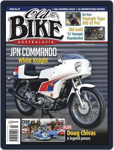 Old Bike Australasia (Digital) November 1st, 2020 Issue Cover
