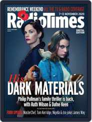 Radio Times (Digital) Subscription November 7th, 2020 Issue