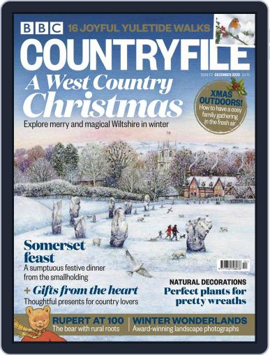 Bbc Countryfile (Digital) December 1st, 2020 Issue Cover