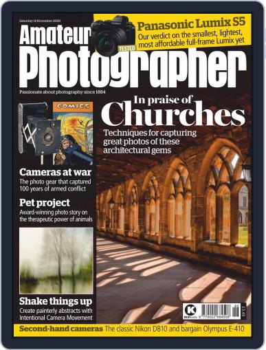 Amateur Photographer (Digital) November 14th, 2020 Issue Cover