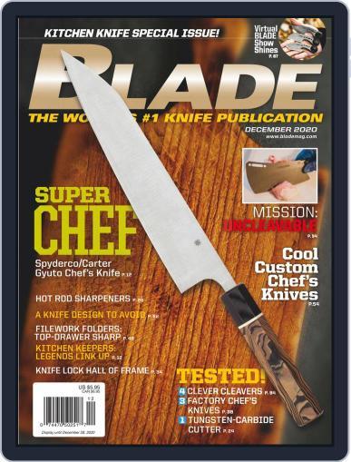 Blade (Digital) December 1st, 2020 Issue Cover