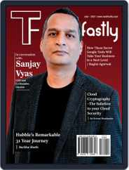 Techfastly Magazine (Digital) Subscription July 1st, 2021 Issue