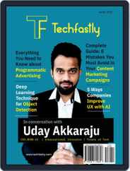 Techfastly Magazine (Digital) Subscription June 1st, 2021 Issue