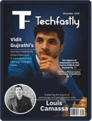 Techfastly (Digital) Subscription November 1st, 2020 Issue