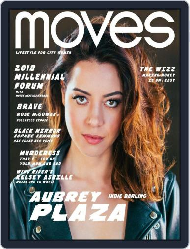 New York Moves Magazine (Digital) August 13th, 2018 Issue Cover