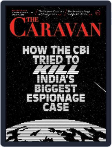 The Caravan November 1st, 2020 Digital Back Issue Cover