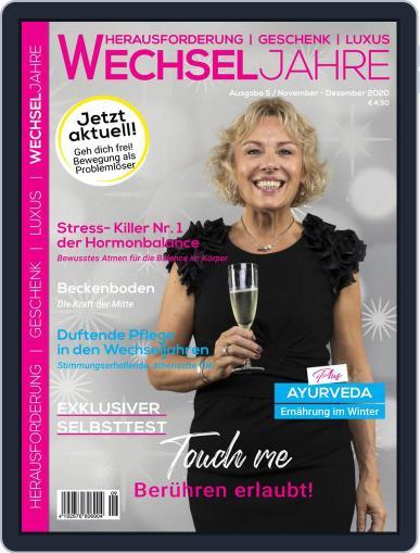 WECHSELJAHRE (Digital) November 1st, 2020 Issue Cover