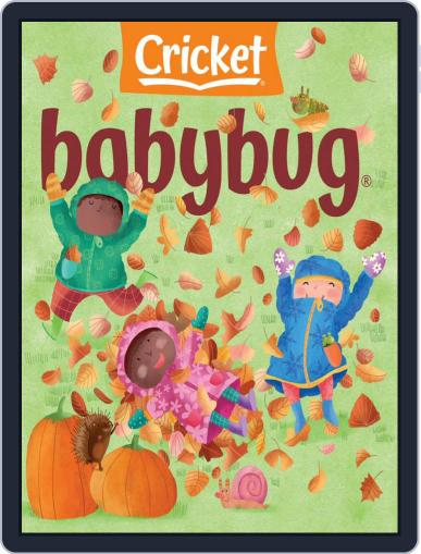 Babybug Stories, Rhymes, and Activities for Babies and Toddlers November 1st, 2020 Digital Back Issue Cover