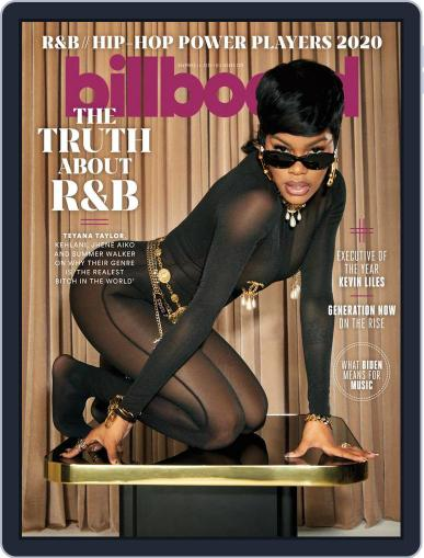 Billboard (Digital) November 14th, 2020 Issue Cover