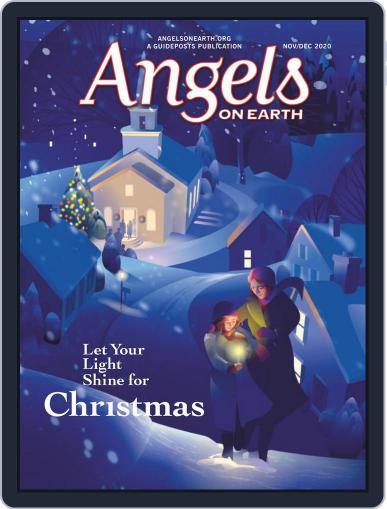 Angels On Earth (Digital) November 1st, 2020 Issue Cover