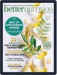 Better Nutrition (Digital) Subscription November 1st, 2020 Issue