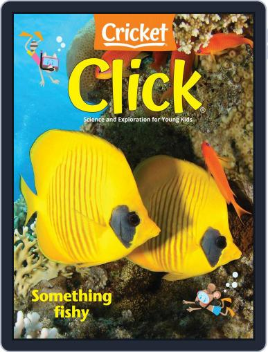Click Science And Discovery Magazine For Preschoolers And Young Children November 1st, 2020 Digital Back Issue Cover
