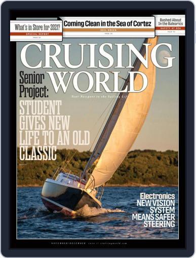 Cruising World (Digital) November 1st, 2020 Issue Cover
