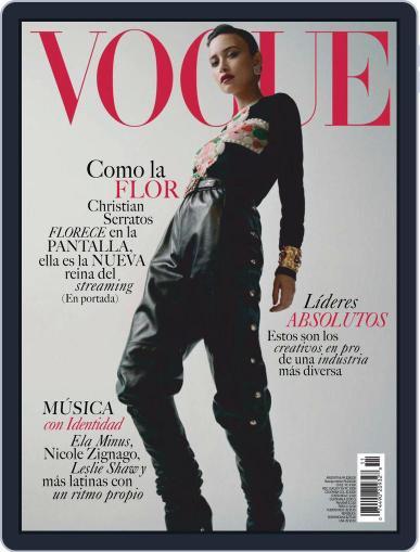 Vogue Latin America (Digital) November 1st, 2020 Issue Cover