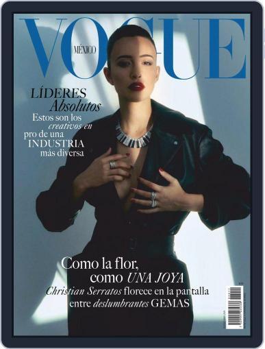 Vogue Mexico (Digital) November 1st, 2020 Issue Cover
