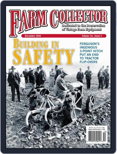 Farm Collector December 1st, 2020 Digital Back Issue Cover