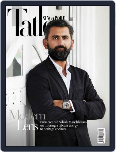 Tatler Singapore (Digital) November 1st, 2020 Issue Cover