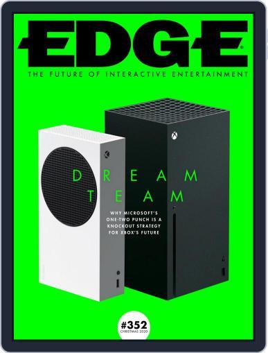 Edge December 15th, 2020 Digital Back Issue Cover