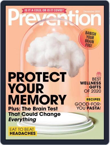 Prevention December 1st, 2020 Digital Back Issue Cover