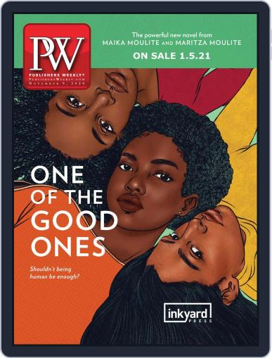 Publishers Weekly (Digital) November 9th, 2020 Issue Cover