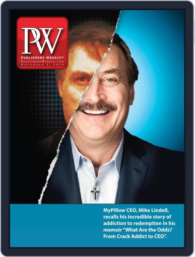 Publishers Weekly November 2nd, 2020 Digital Back Issue Cover