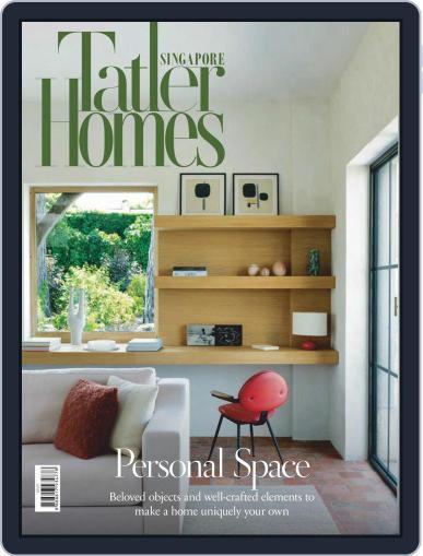 Tatler Homes Singapore (Digital) October 1st, 2020 Issue Cover