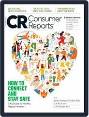 Consumer Reports (Digital) Subscription December 1st, 2020 Issue