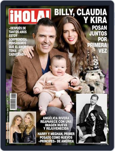 ¡Hola! Mexico November 12th, 2020 Digital Back Issue Cover