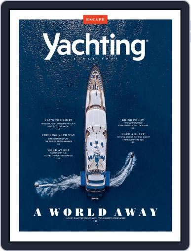 Yachting December 1st, 2020 Digital Back Issue Cover