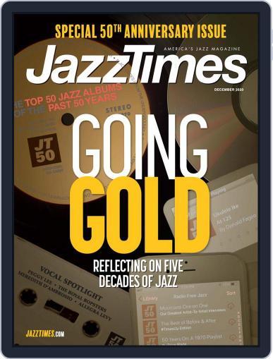 JazzTimes December 1st, 2020 Digital Back Issue Cover